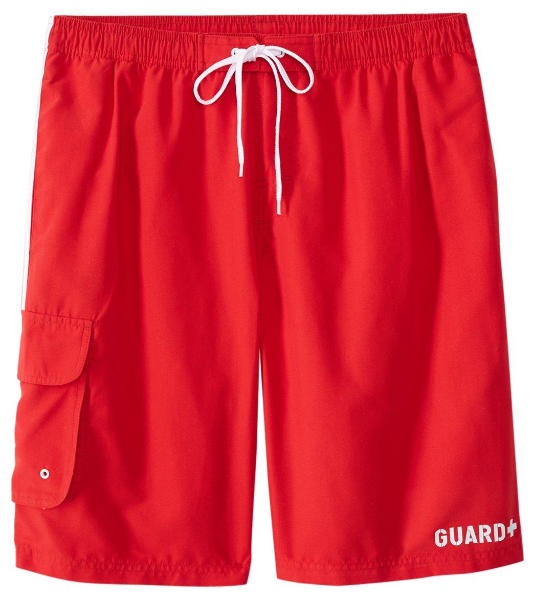 swim shorts sporti guard menu0027s cargo swim trunk at swimoutlet.com bsziupv