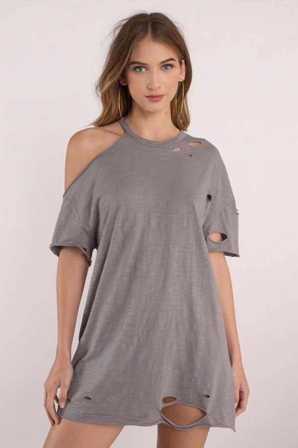 t shirt dress torn apart black t-shirt dress pomfadl