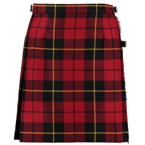 tartan skirt tartan mini kilt in wallace modern ngyhorv