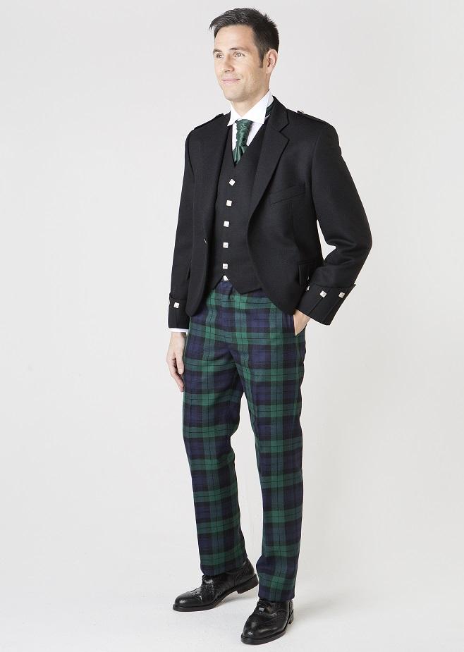 tartan trousers tartan trews argyll package from macgregor u0026 macduff wbqbwye