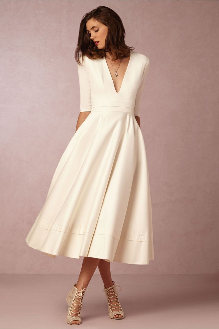 tea length dresses 10 stunning tea length wedding dresses for 2017 rculqyr