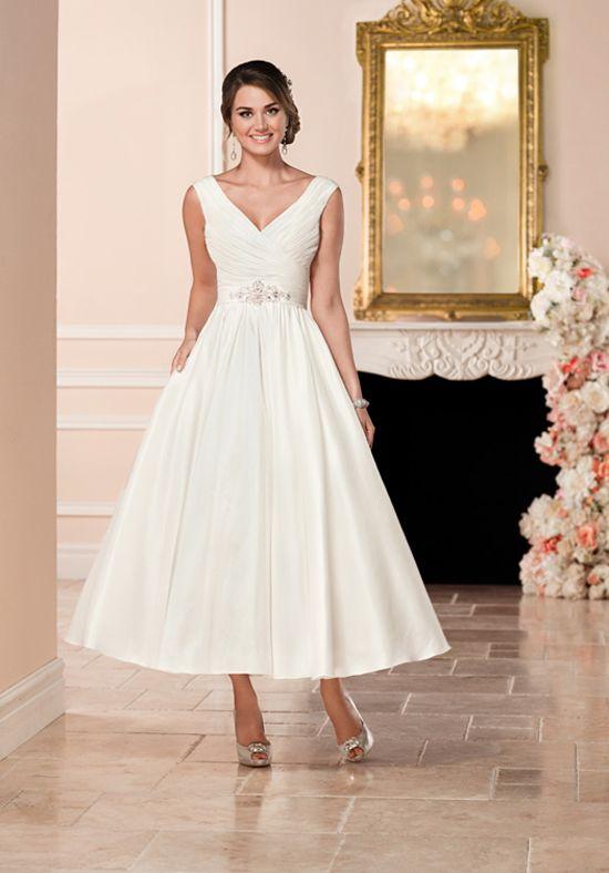 Classy Tea Length Dresses