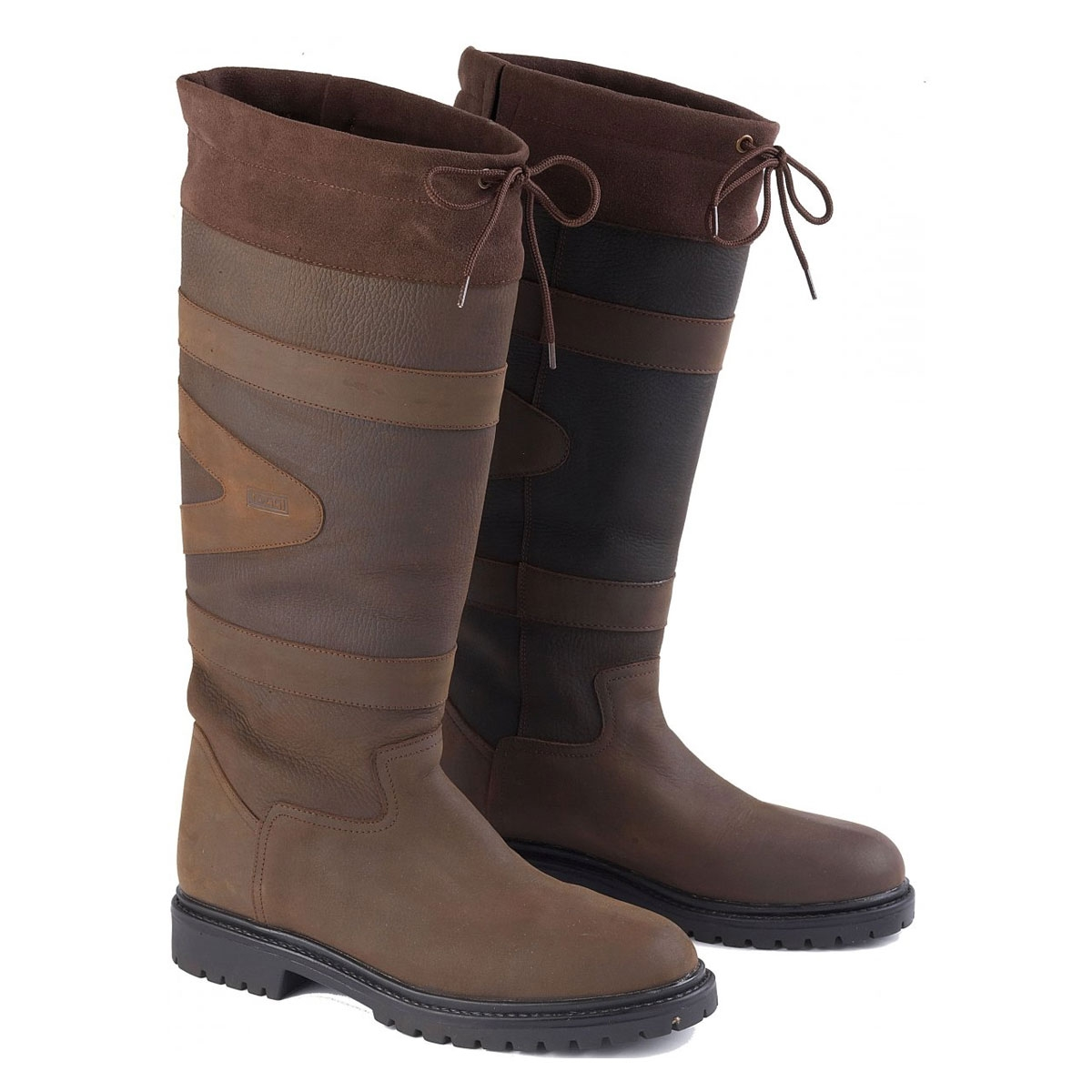 Attractive Knee High Toggi Boots