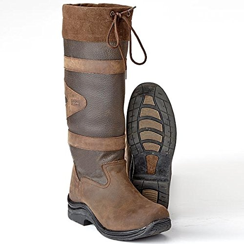 toggi boots toggi canyon boots, wide leg, available in black or brown.: amazon.co.uk:  sports rwhothg