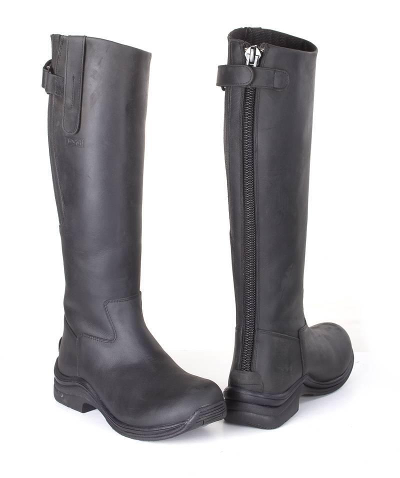 toggi boots toggi carlton childrenu0027s long riding boots - black nyruqck