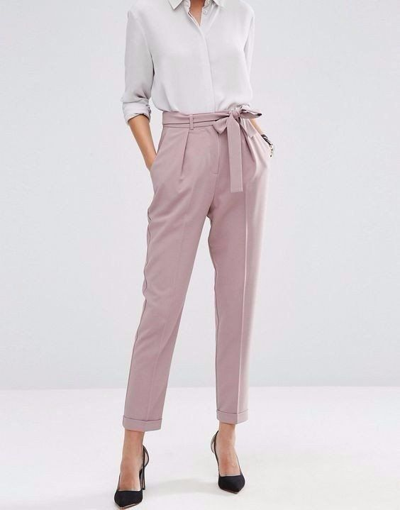 trousers for women follow my pinterest: @shona_mills235 | outfit | pinterest | clothes, work  outfits bxaxckl