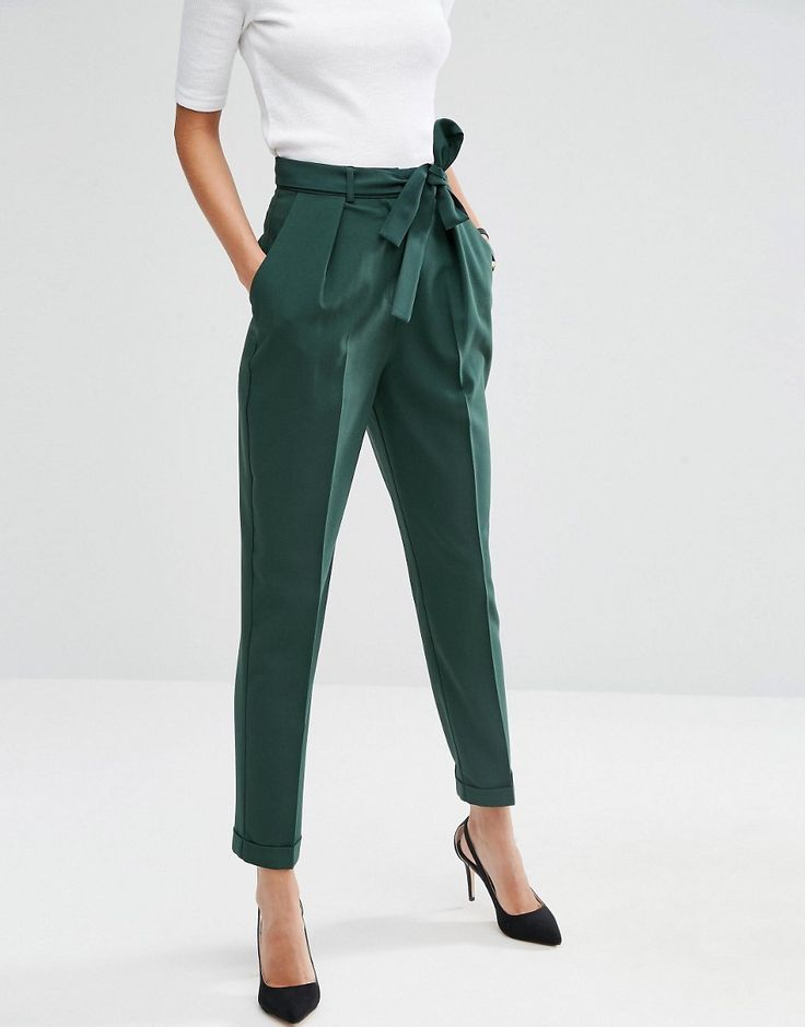 Trousers For Women: must For Each Wardrobe