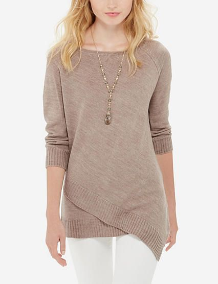 tunic sweaters asymmetrical tunic sweater from thelimited.com kufbzhj