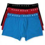under wear boss menu0027s underwear, cotton trunk 3 pack khxemis