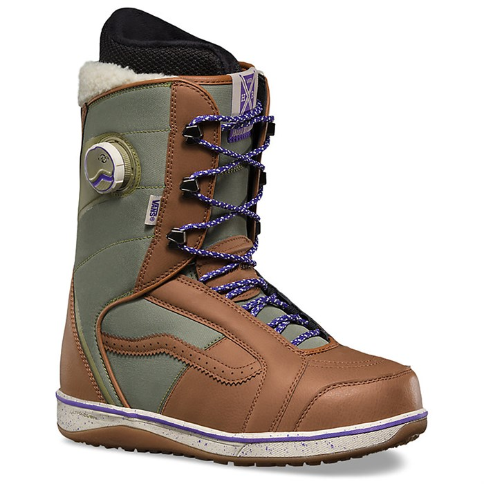 vans snowboard boots vans - ferra snowboard boots - womenu0027s ... chnyxfr
