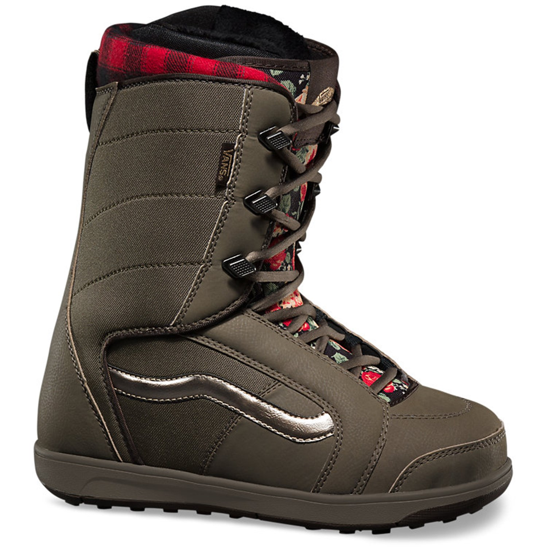 vans snowboard boots vans hi standard snowboard boots - womenu0027s 2016 | evo ypoczgq