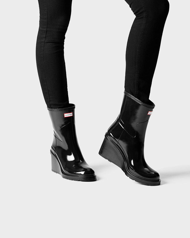 Wedge Boots: Ideal for Women