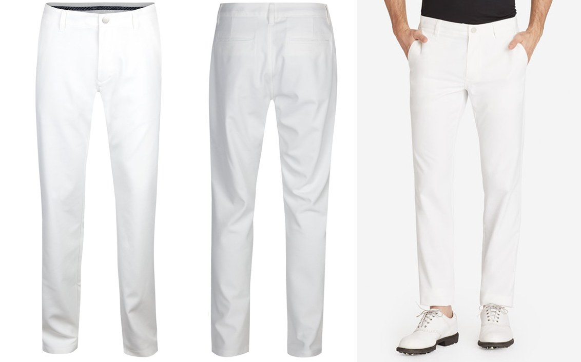 white pants 3 white golf pants that arenu0027t see-through - golf digest itrrvuw