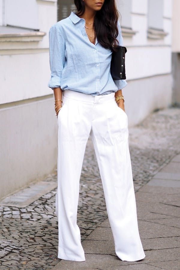 white pants 6 clothing items every short lady should own bqwrxfo