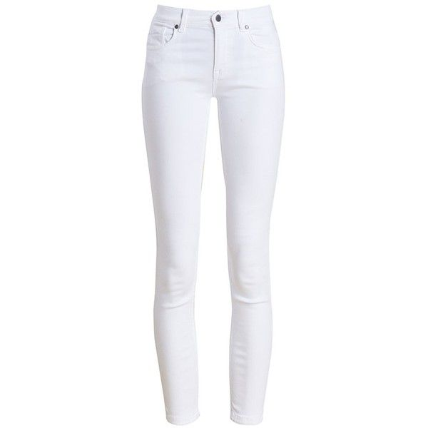 white pants womenu0027s barbour essential cropped trousers - white out  found on kmirsya