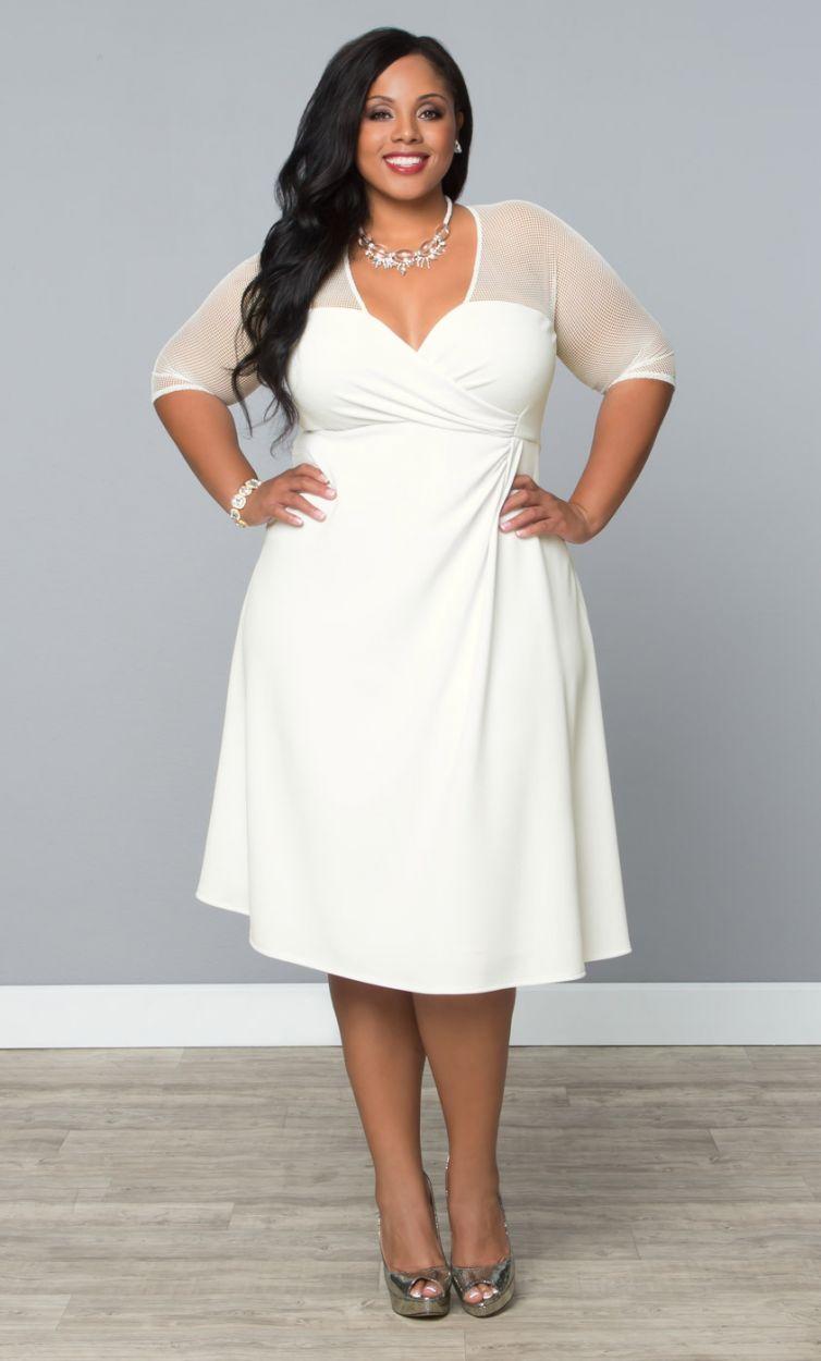 white plus size dresses close sugar and spice dress-na xodddgs
