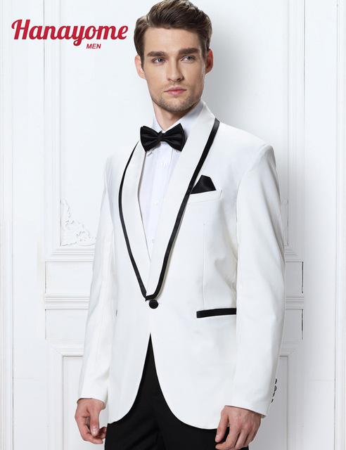 white suits for men brand church suits menu0027s contracted design wedding tuxedo suit - includes  jacket ylzksxg