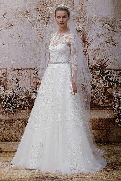winter wedding dresses monique lhuillier uwnlphc