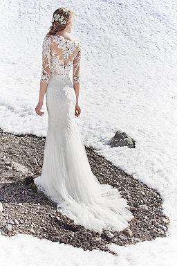 winter wedding dresses pique gown pjfutwp