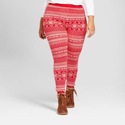 womenu0027s plus size sweater leggings ... cchzzsw