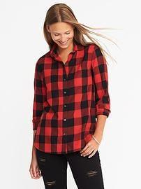 womens flannel shirt classic flannel shirt for women hujkmmw