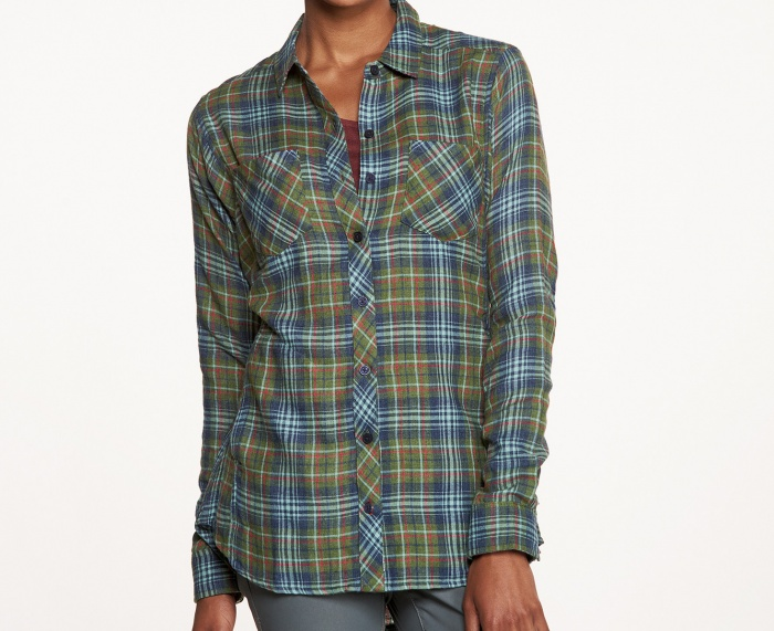 womens flannel shirt the toad and co cairn is a great lightweight womenu0027s flannel shirt lomqhoy