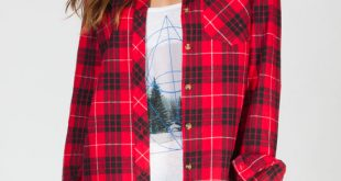 womens flannel shirt why are womens flannel shirts red, white and blue? - thefashiontamer.com nixvbsv