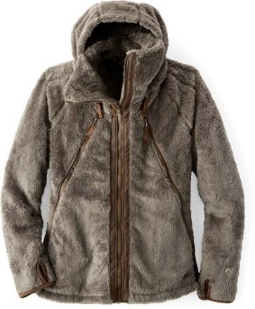 womens jackets flight fleece jacket - womenu0027s rqwirod