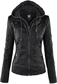 womens jackets leather u0026 faux leather shop by category hobfhon