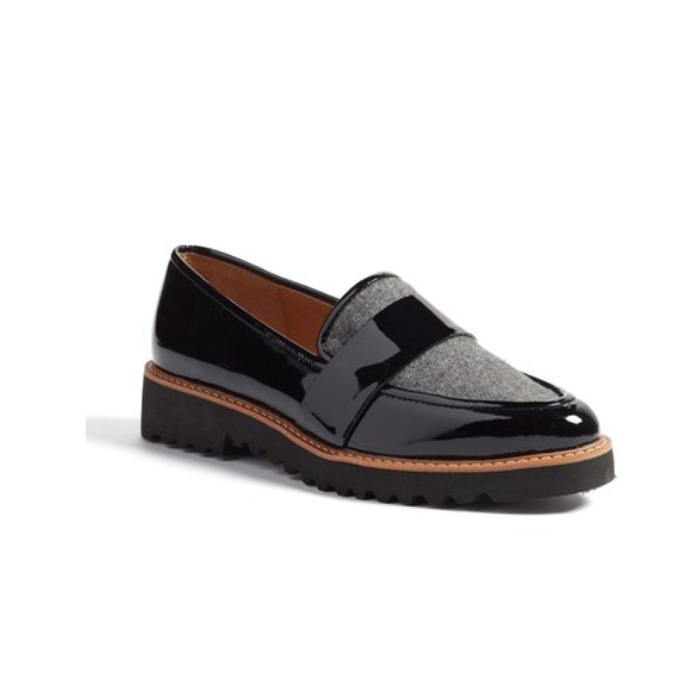 womens loafers best womenu0027s loafers - halogen emily loafer iqxurnv