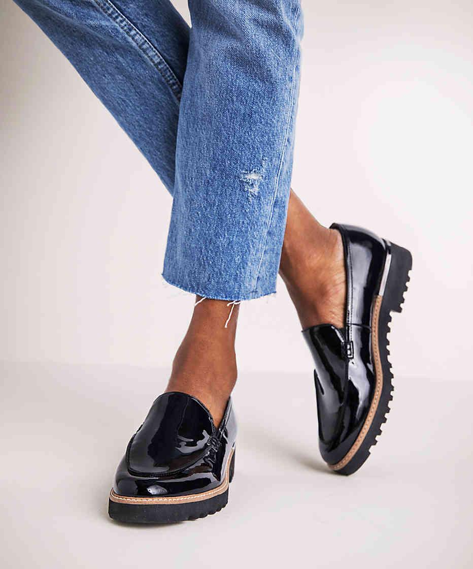 Most demanding footwear is womens loafers