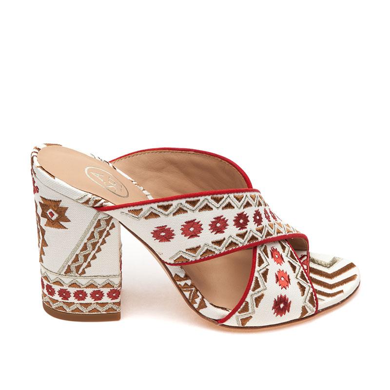 womens sandals ash adel off white coral sandal jtwqhil