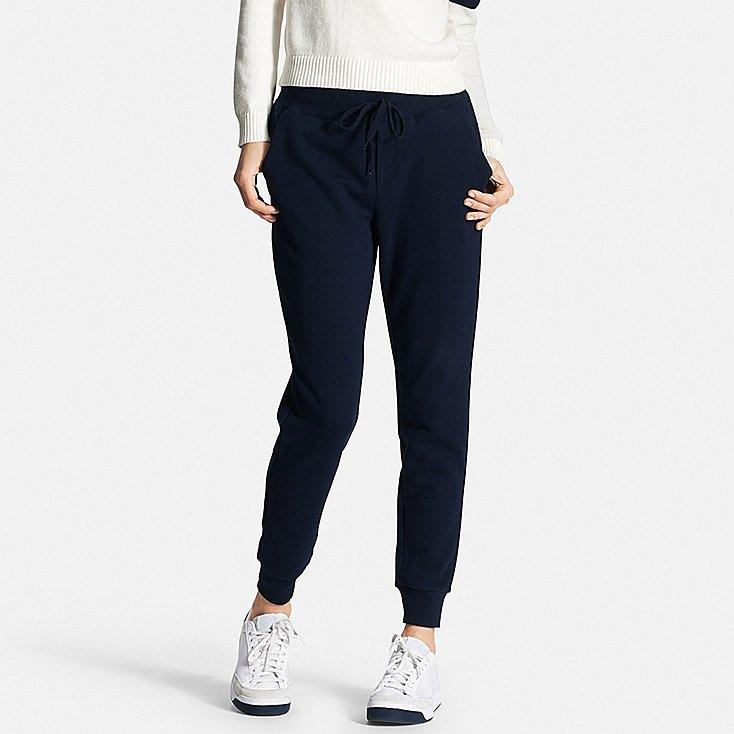 womens sweatpants womenu0027s sweatpants, navy, large kixjehg