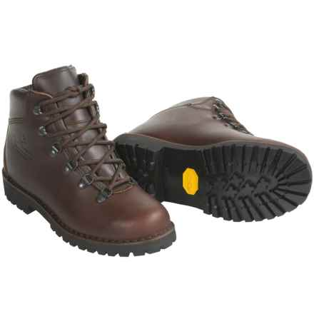 womens walking boots alico tahoe leather hiking boots (for women) in brown - closeouts uyrsyqi