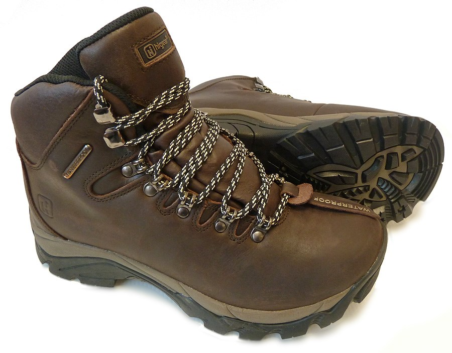 womens walking boots hi gear snowdon womenu0027s waterproof walking boots | go outdoors okfmaix