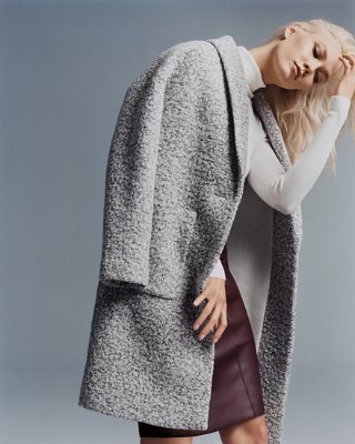 Things to see when getting wool coat for women