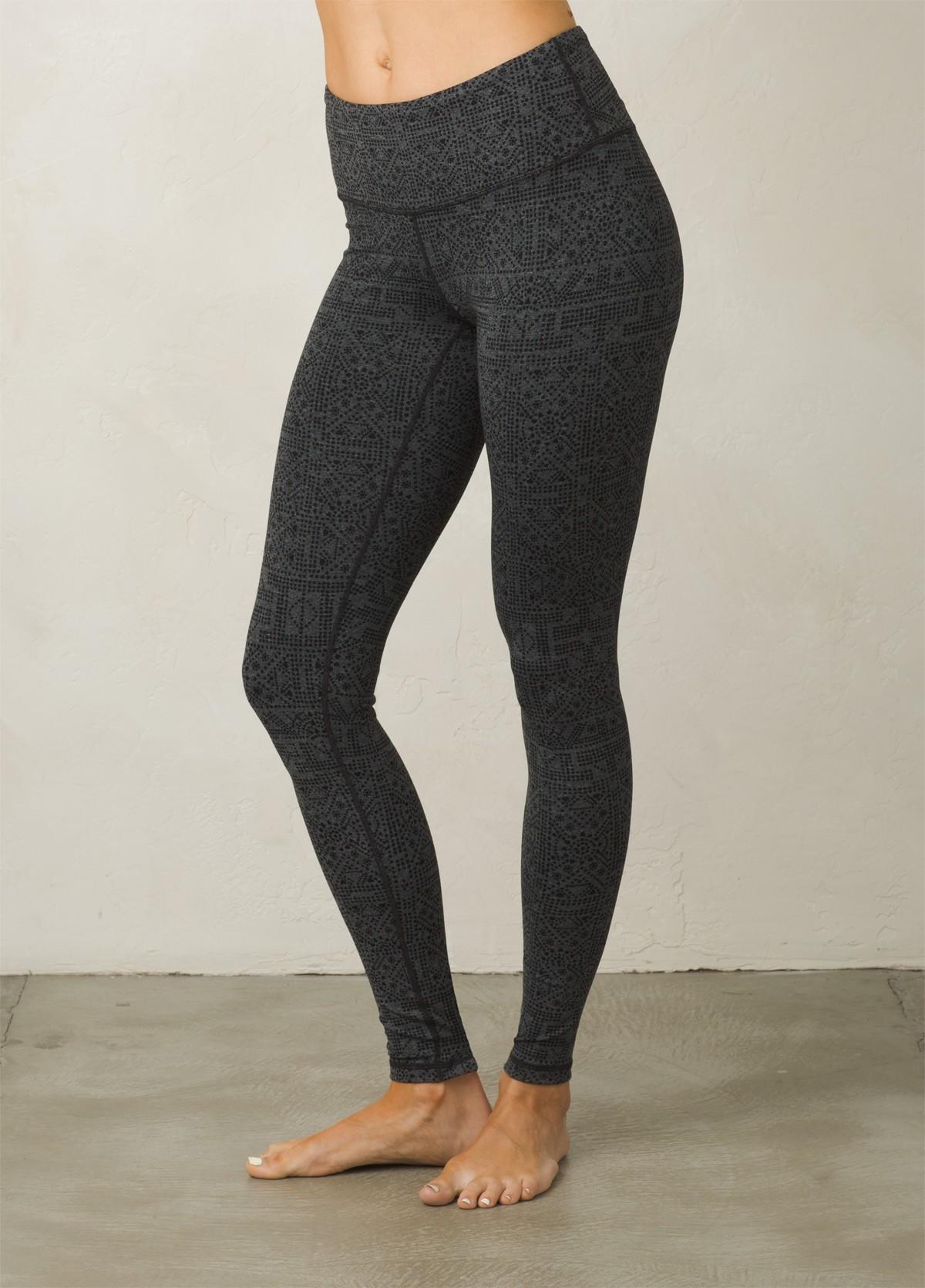 yoga wear charcoal heather mosaic pillar legging   women u003e bottoms u003e yoga pants ... lxswvst