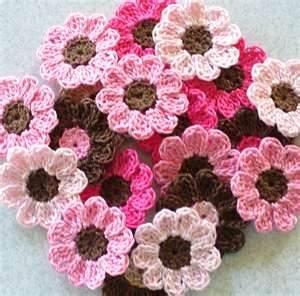 ... adorable knitted flowers regjzjx muljmna