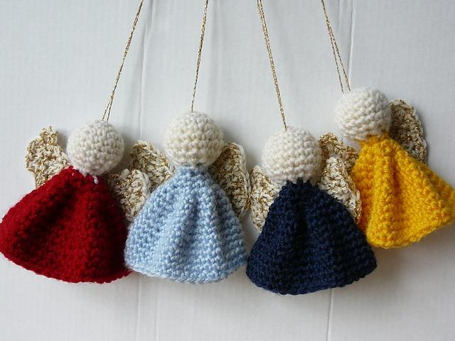 ... free crochet christmas ornaments free crochet christmas ornament  patterns free christmas qefhzpr