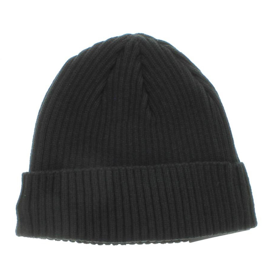 ... the traditional short knit beanie - black vewijtm
