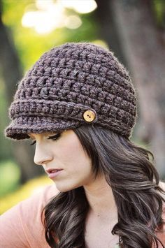 10 easy crochet hat patterns for beginners | easy crochet hat, easy crochet ocspvdq