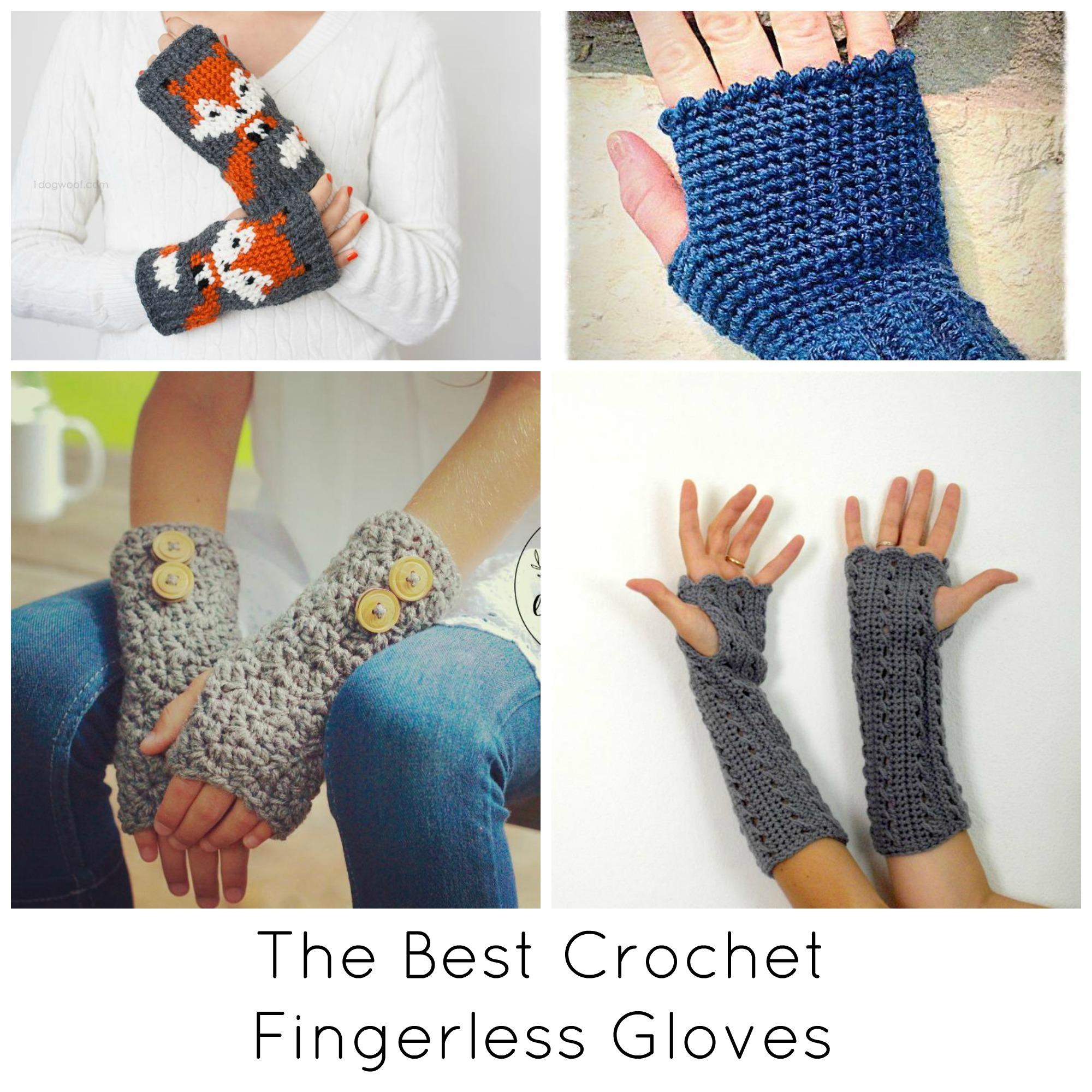 13 of the best crochet fingerless gloves nkxdanj
