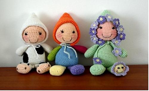15 free #crochet doll patterns - on moogly! fdnlbpe