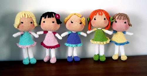 15 free #crochet doll patterns - on moogly! flmdquk