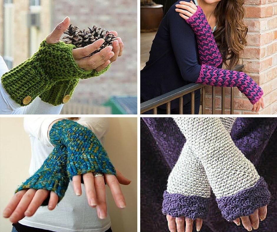 47 incredible crochet fingerless gloves   allfreecrochet.com vxseujd