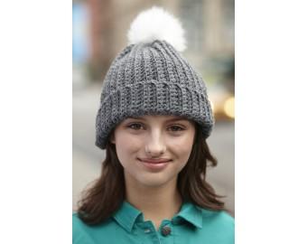 adultu0027s easy crochet hat ynilxpd