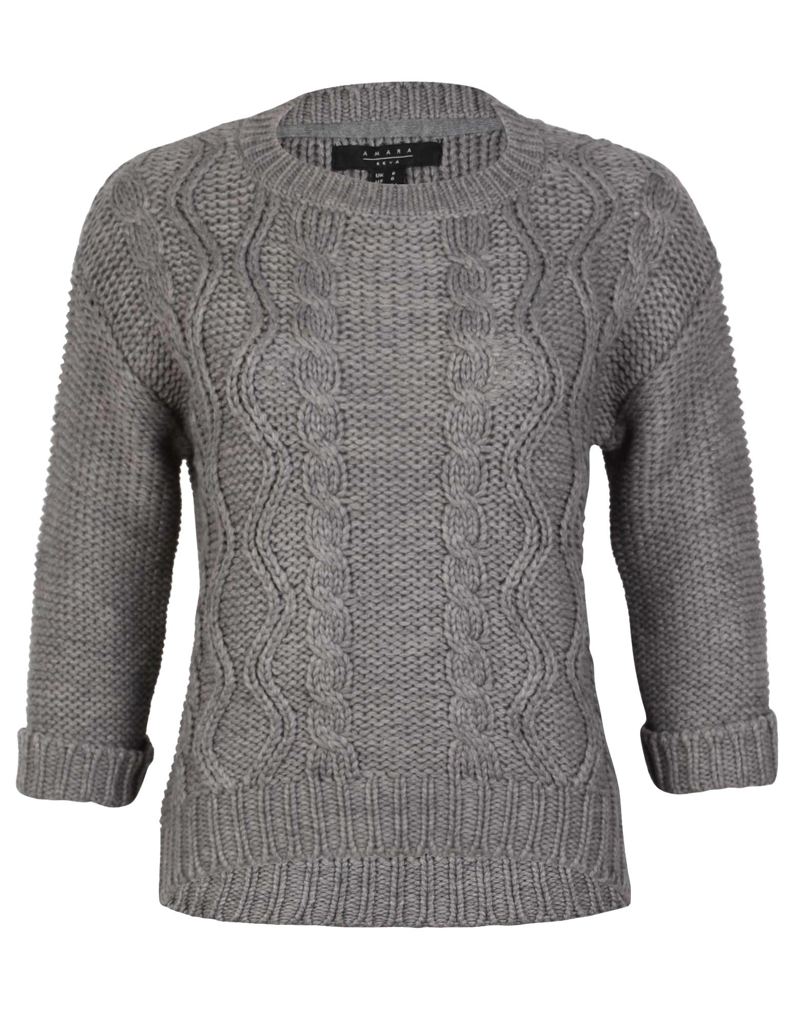 amara reya buttercup cable knit jumper chmyhmf