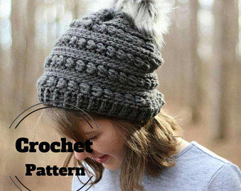 anwen beanie // crochet pattern // crochet beanie pattern // crochet hat zznjmri