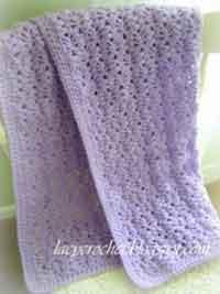 baby blanket crochet patterns lacy baby blanket dixoxbu