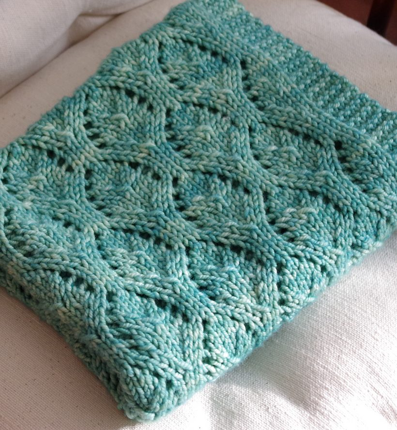 Finding  Many Unique Baby Blanket Knitting Patterns